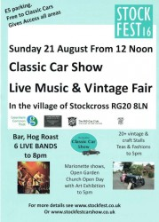 Stockfest Car Show Flier-F1024x768